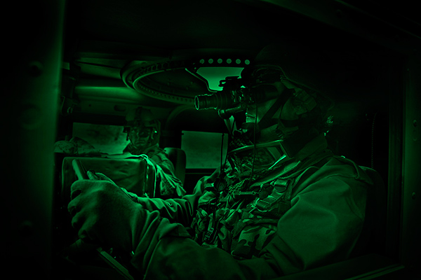 Driver NVG